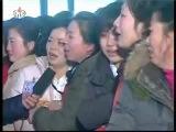 02 - 19.12.2011 Первое официальное объявление о смерти Ким Чен Ира (для проверенных партией)