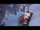 Принцесса Лебедь 4: Рождество (2012) HD 720 (Мультфильм)
